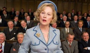 Meryl Streep en La Dama de Hierro