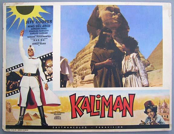 Kaliman, el lamentable salto a la gran pantalla del hombre