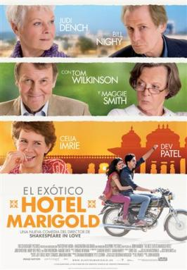 Poster de el Exótico Hotel Marigold