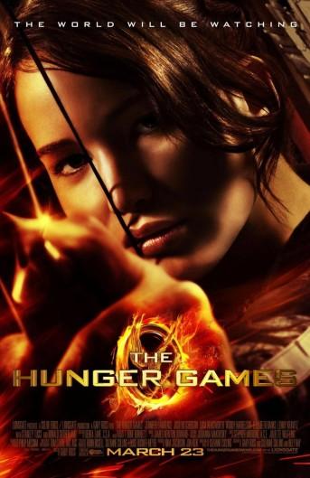 Poster de Los Juegos del Hambre