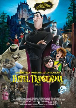 Poster de Hotel Transilvania