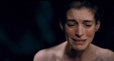 Anne Hathaway I Dreamed a Dream Los Miserables 2012