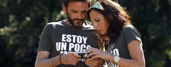 Fernando Tejero y Malena Alterio en Al Final del Camino