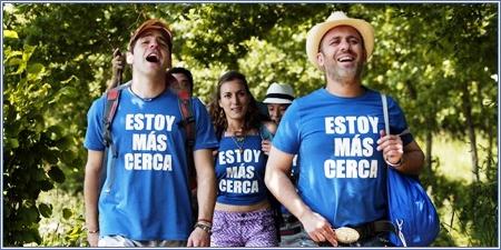Jorge Monje, Cristina Alcázar y Javier Gutiérrez en Al Final del Camino
