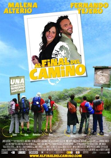 Poster de Al Final del Camino