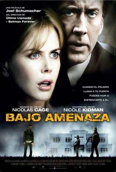 Poster de Bajo Amenaza