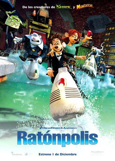 Poster de Ratónpolis