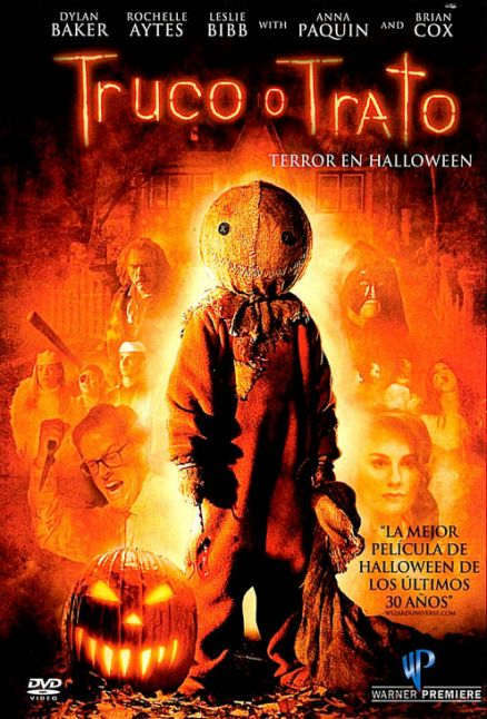 Poster Truco o Trato Terror en Halloween