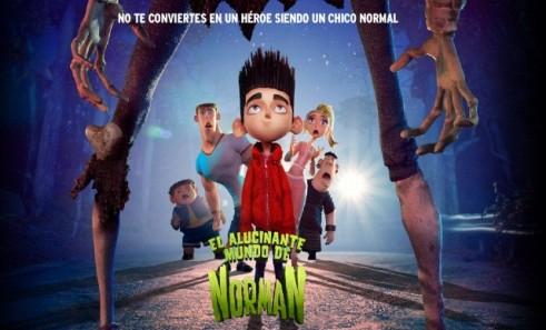 Poster de El alucinante Mundo de Norman
