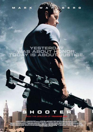 Poster de Shooter
