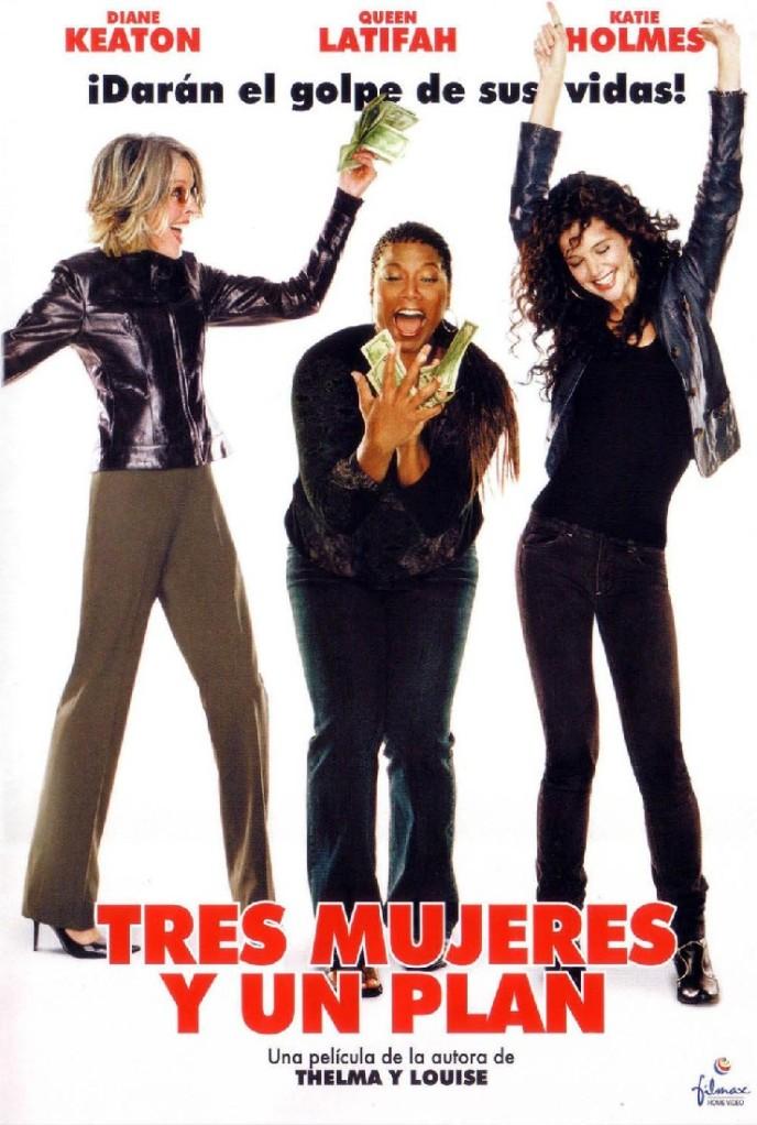Poster de Tres Mujeres y un Plan
