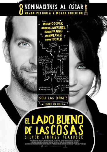 Poster de El Lado Bueno de las Cosas