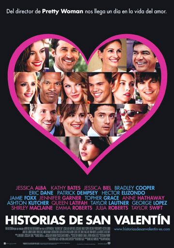 Poster de Historias de San Valentín