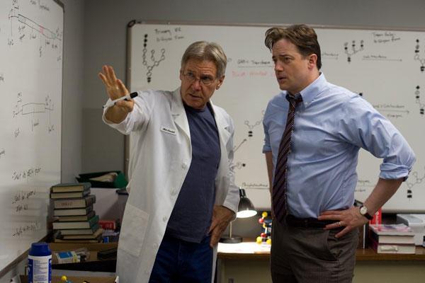 Harrison Ford y Brendan Fraser en Medidas Extraordinarias