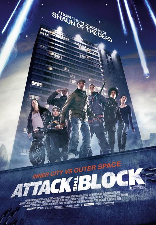 Poster de Attack the Block