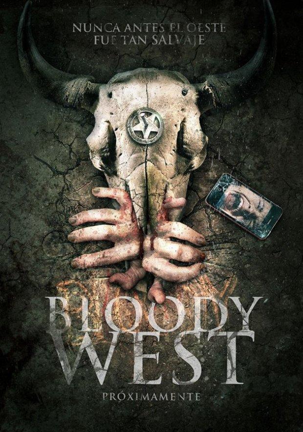 Poster de Bloody West