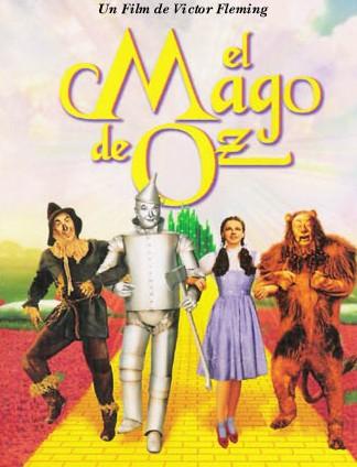 Poster de El Mago de Oz