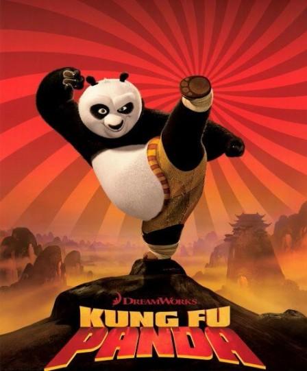 Poster de Kung Fu Panda