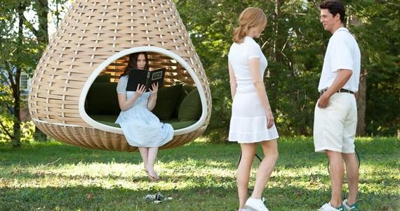 Mia Wasikowska, Nicole Kidman y Matthew Goode en Stoker