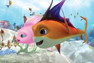 Pi y Leti en Movida Bajo el Mar