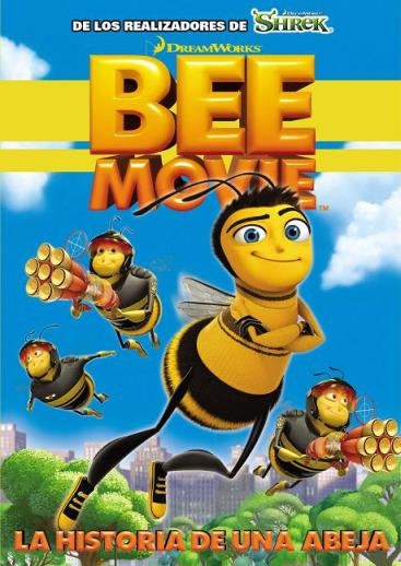 Poster de Bee Movie