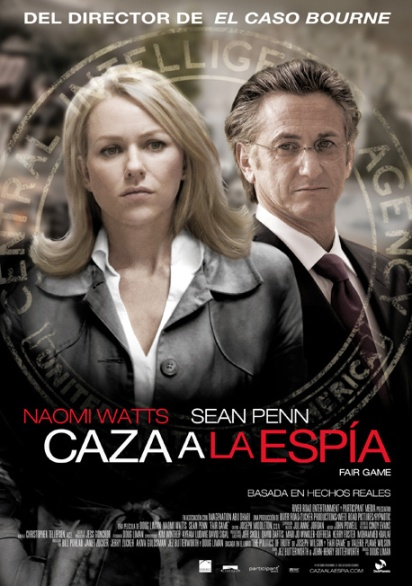 Poster de Caza a la Espía
