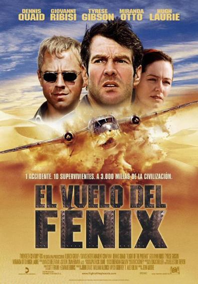 Poster de El Vuelo del Fénix