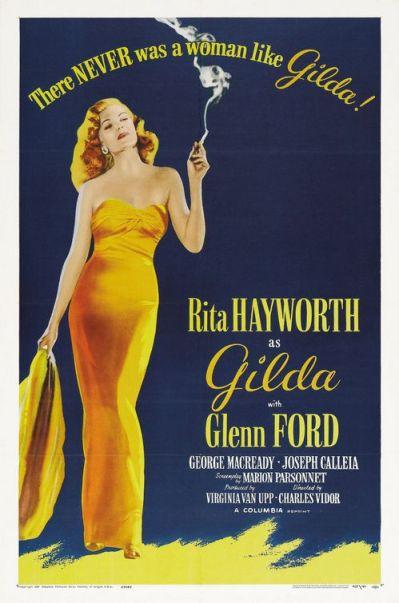 Poster de Gilda