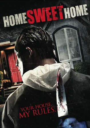 Poster de Home Sweet Home de David Morlet