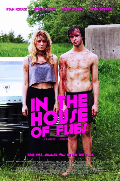 Poster de In the House of Flies