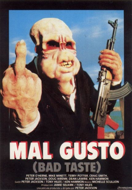 Poster de Mal Gusto