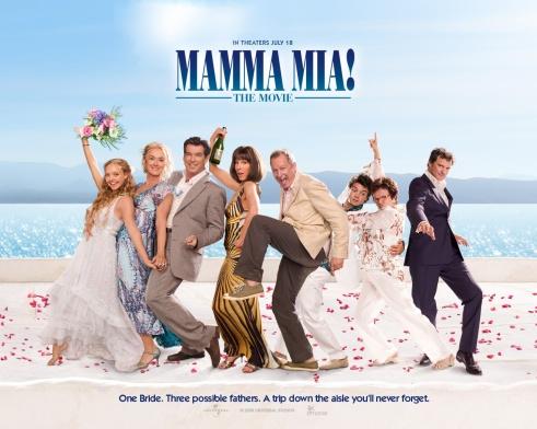 Poster de Mamma Mia