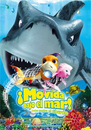 Poster de Movida Bajo el Mar