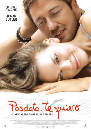 Poster de Posdata te Quiero