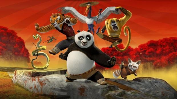 Promo de Kung Fu Panda