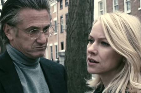 Sean Penn y Naomi Watts en Caza a la Espía