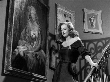Bette Davis en Eva al Desnudo