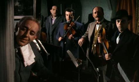 El quinteto de El Quinteto de la Muerte