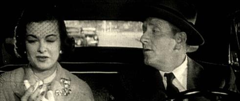 Joan Bennet y Spencer Tracy en El Padre es Abuelo