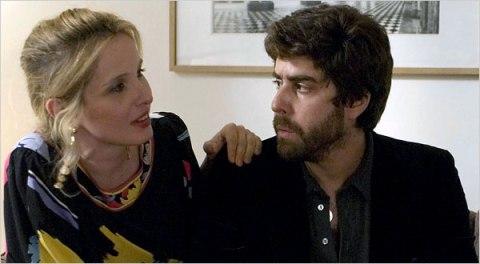 Julie Delpy y Adam Goldberg en 2 Días en París