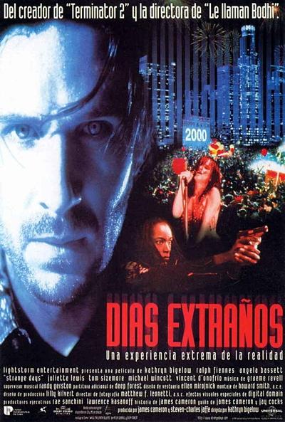 Poster de Días Extraños