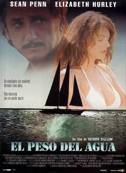 Poster de El Peso del Agua