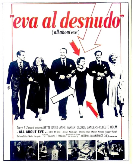 Poster de Eva al Desnudo