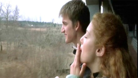 Rachelle Lefevre y Thomas Gibson en Bajo el Hielo