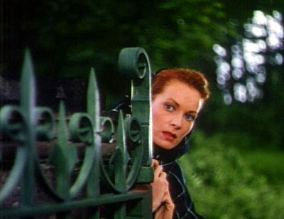 Maureen O'Hara en El Hombre Tranquilo