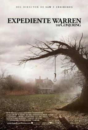 Poster de Expediente Warren