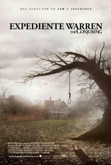 Poster de Expediente Warren