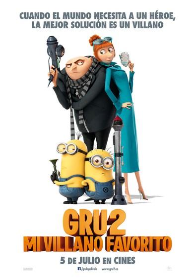 Poster de Gru 2