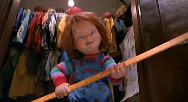 Chucky en El Muñeco Diabólico 2