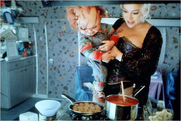 Jennifer Tilly en La Novia de Chucky